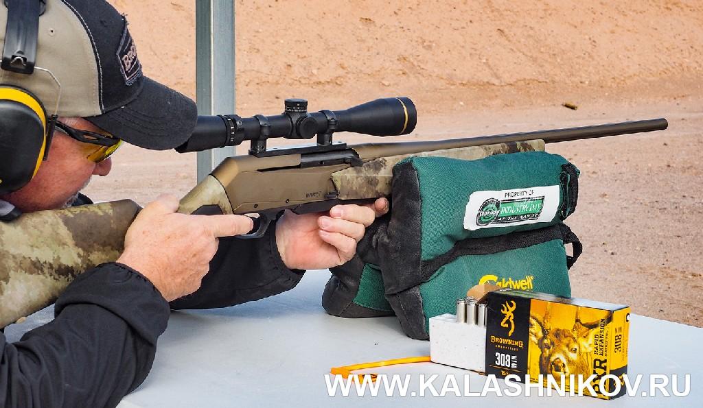 Browning BAR 3, SHOT Show 2019