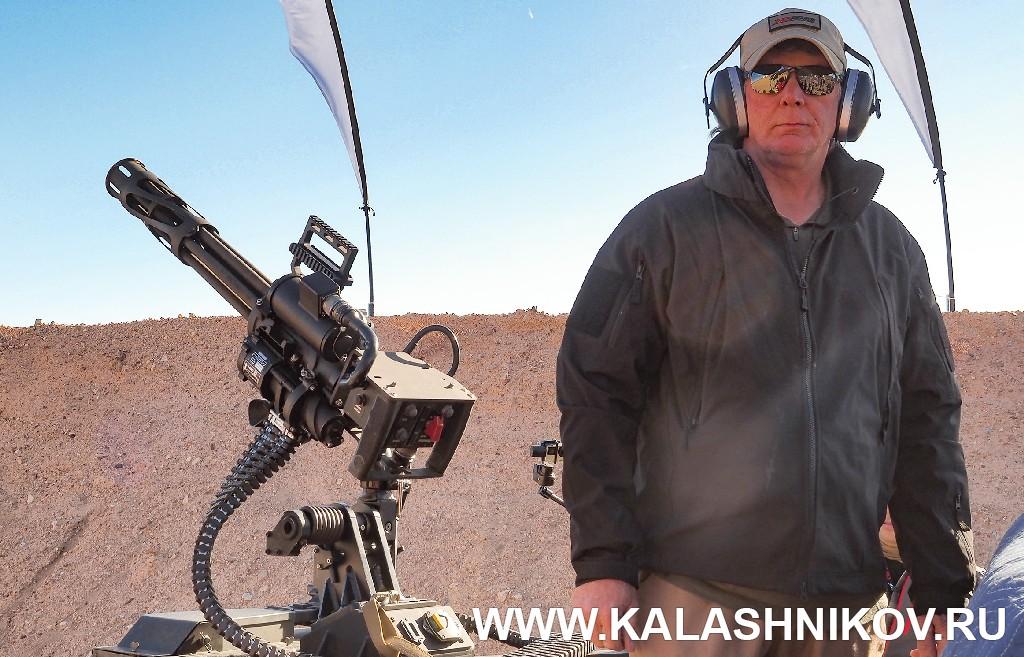 Profense M134, SHOT Show 2019