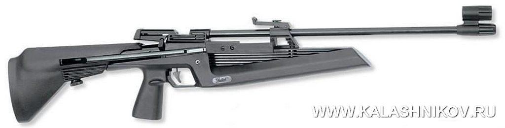 Ижмех, МР-60, SHOT Show 2019, airgun, пневматика, пневматическая винтовка