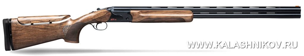 Huglu HT-14, спортинг, охота, спортивное ружьё, вертикалка, турецкое оружие, двуствольное ружьё, двустволка, двухстволкаHuglu HT-14