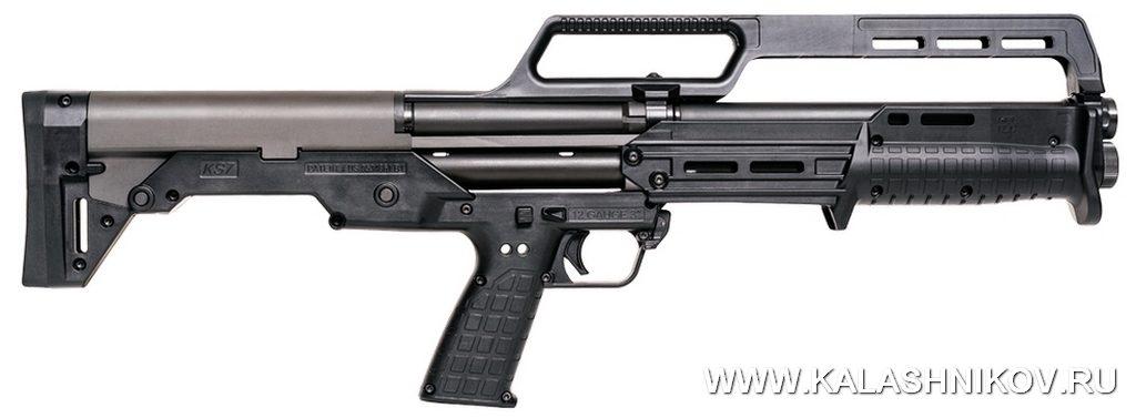 KelTec RS7, SHOT Show 2019, shotgun, ружьё
