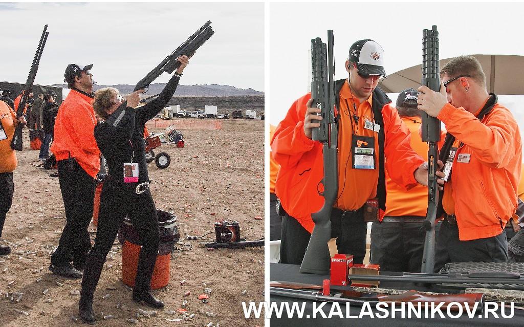 Увеличенный магазин XRAIL SHOT Show 2015
