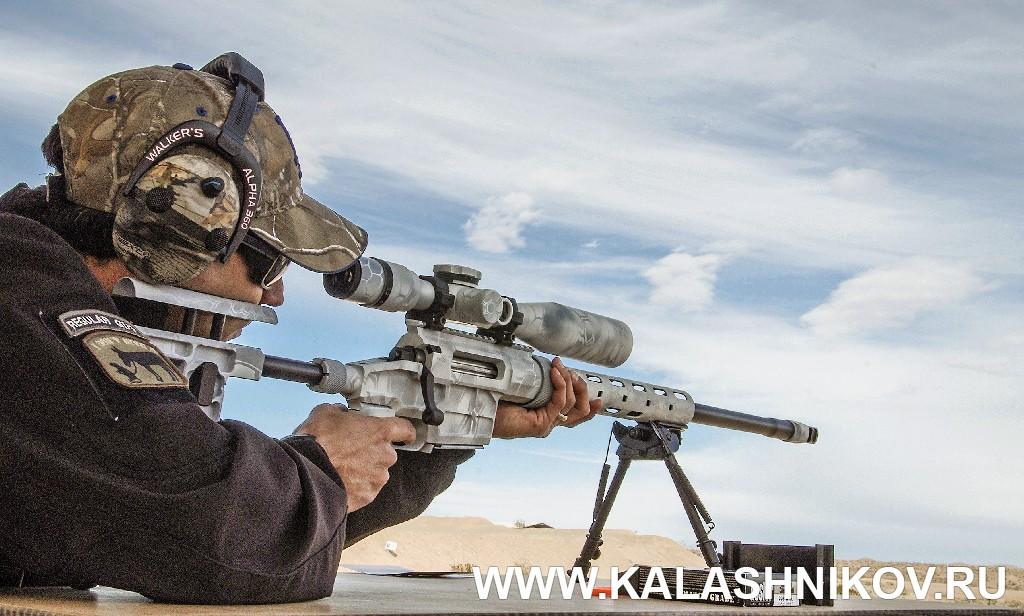 Арктическая винтовка Tawazun SHOT Show 2015