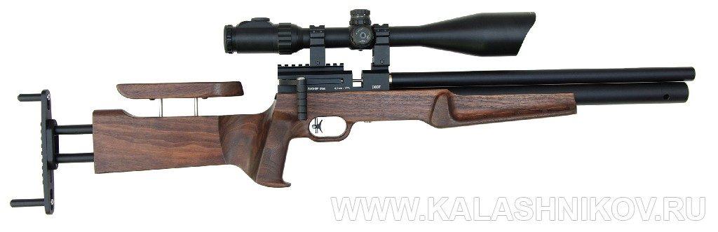 Универсальная пневматическая винтовка «Пионер 345»