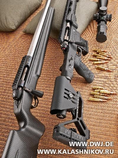 винтовки Victrix