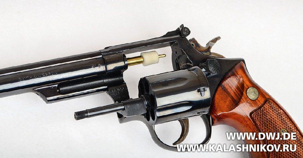 Ершики для чистки револьверов