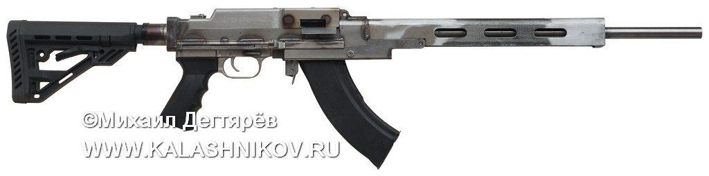 молот оружие, опытный пулемёт