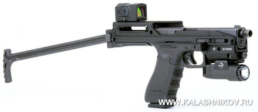 Glock, B&T USW-G