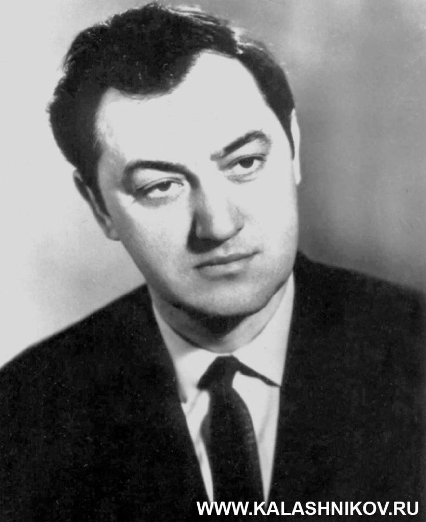 Л. В. Степанов. 1970 год