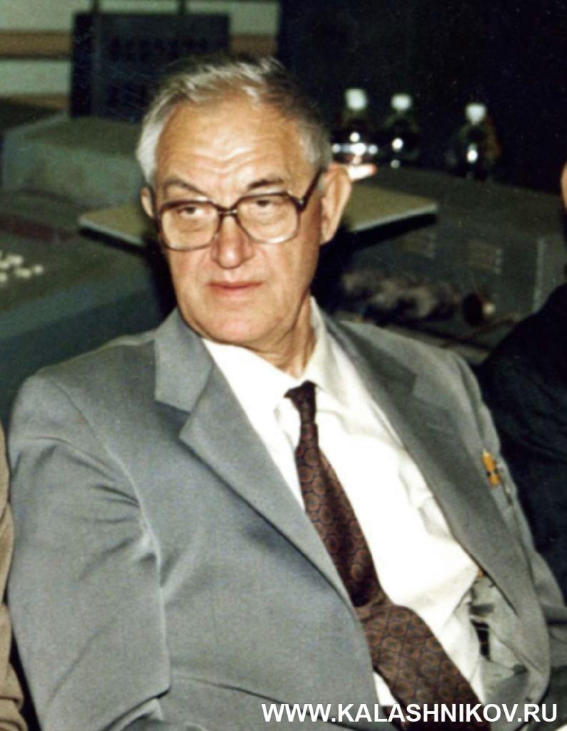 Л. В. Степанов. 2001 год