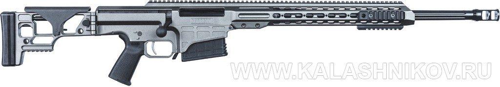 Barrett MRAD, USSOCOM, Advanced Sniper Rifle, снайперская винтовка