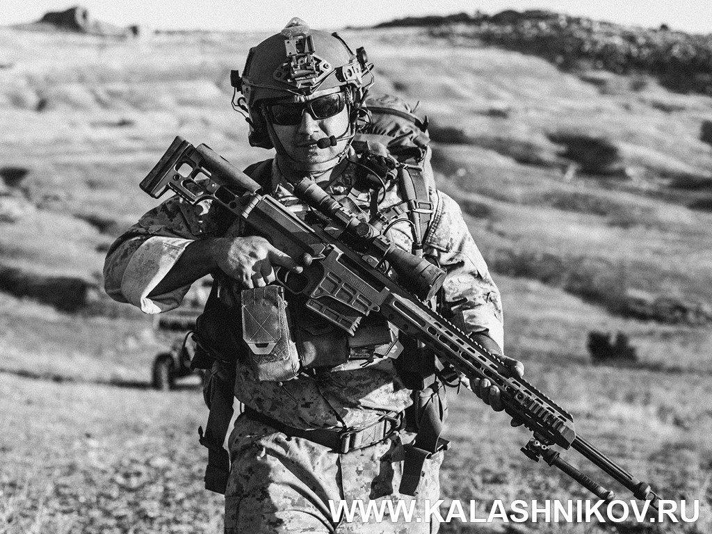 Barrett MRAD, USSOCOM, Advanced Sniper Rifle