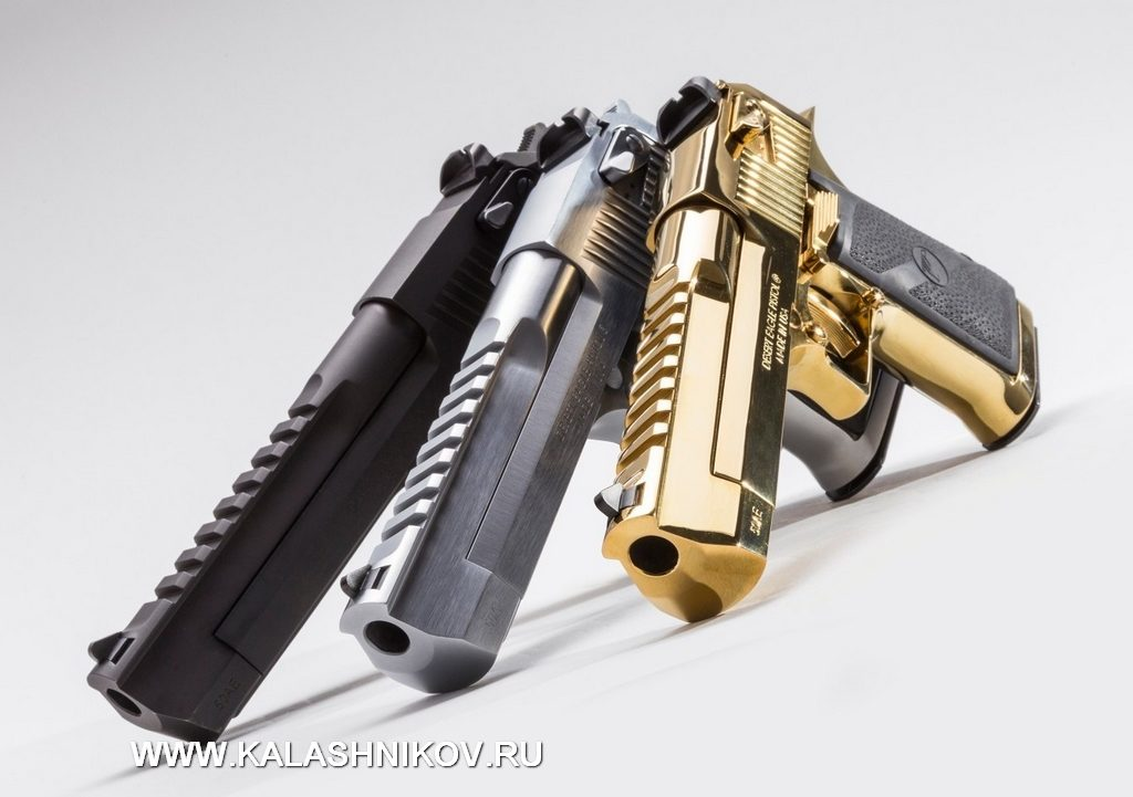 Desert Eagle, Magnum Research