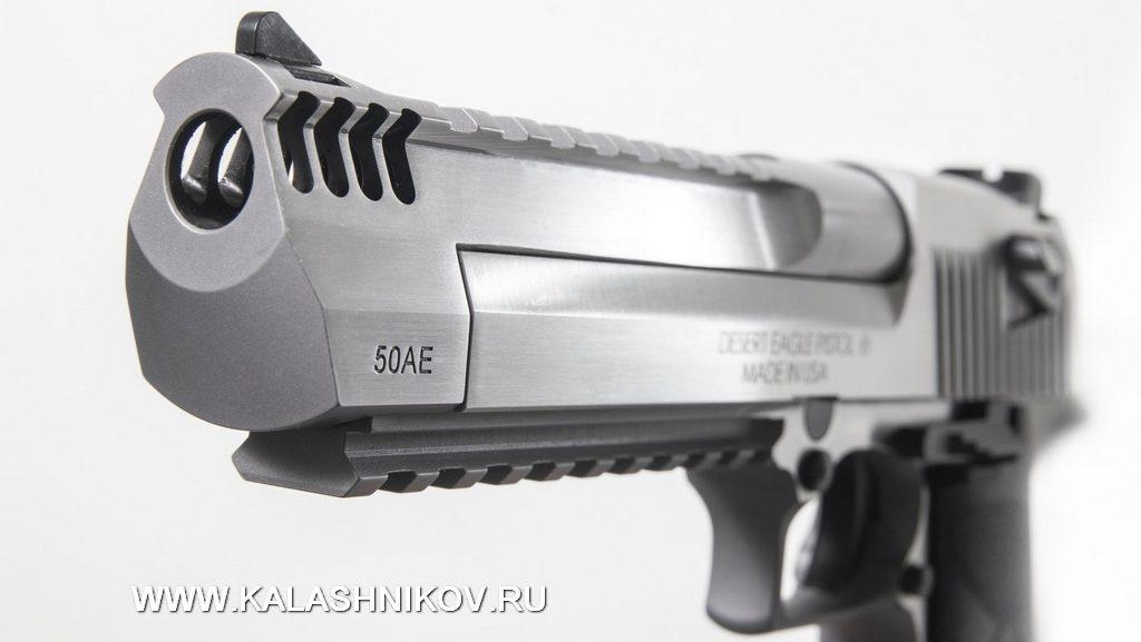 Пистолет Desert Eagle компании Magnum Research