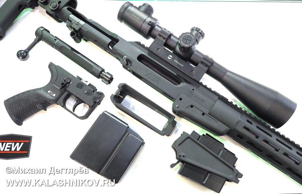 ATA Arms ASR, ATA Defense, Enforce Tac 2019, IWA 2019