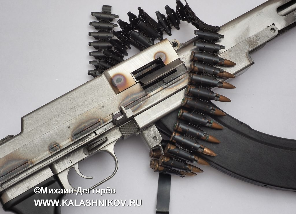 Молот оружие, вятские роляны, комбинированный пулемёт