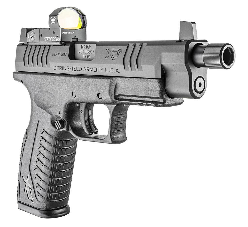 Springfield Armory, HSProdukt,XD (M) 4,5″ OSP, Vortex Venum