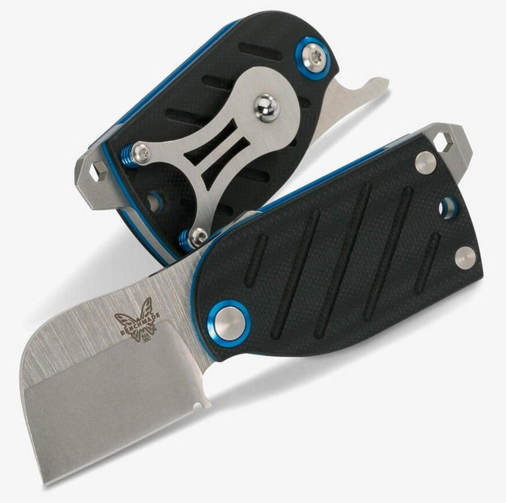 Складной нож, Benchmade 380 Aller, knife