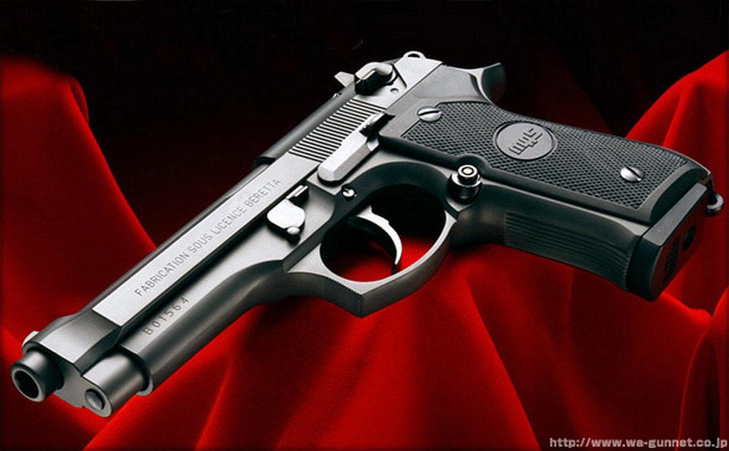 PAMAS G1, Beretta 92