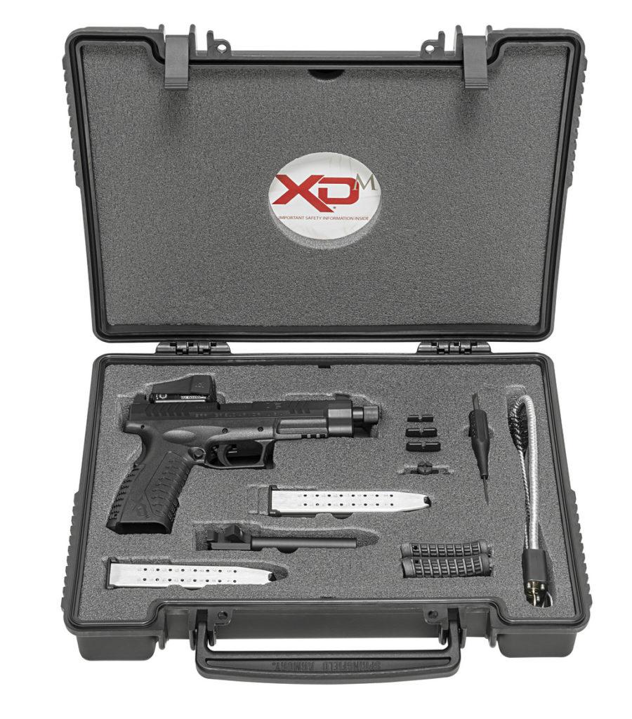 Springfield Armory, kit, HSProdukt,XD (M) 4,5″ OSP, Vortex Venum, комплект