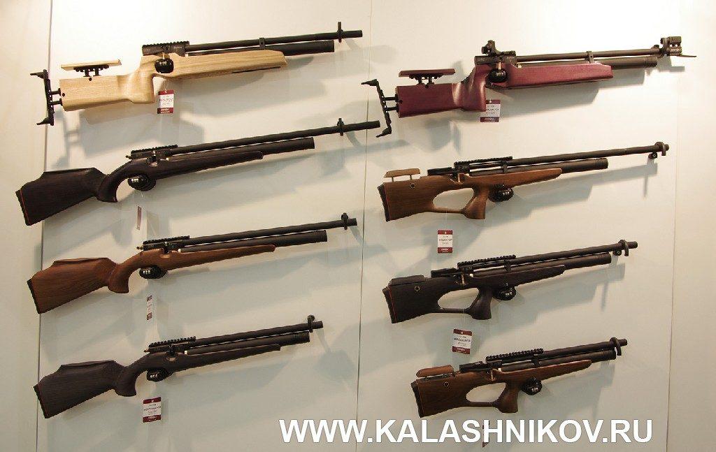 Пневматические винтовки Zbroia Хортиця и Козак