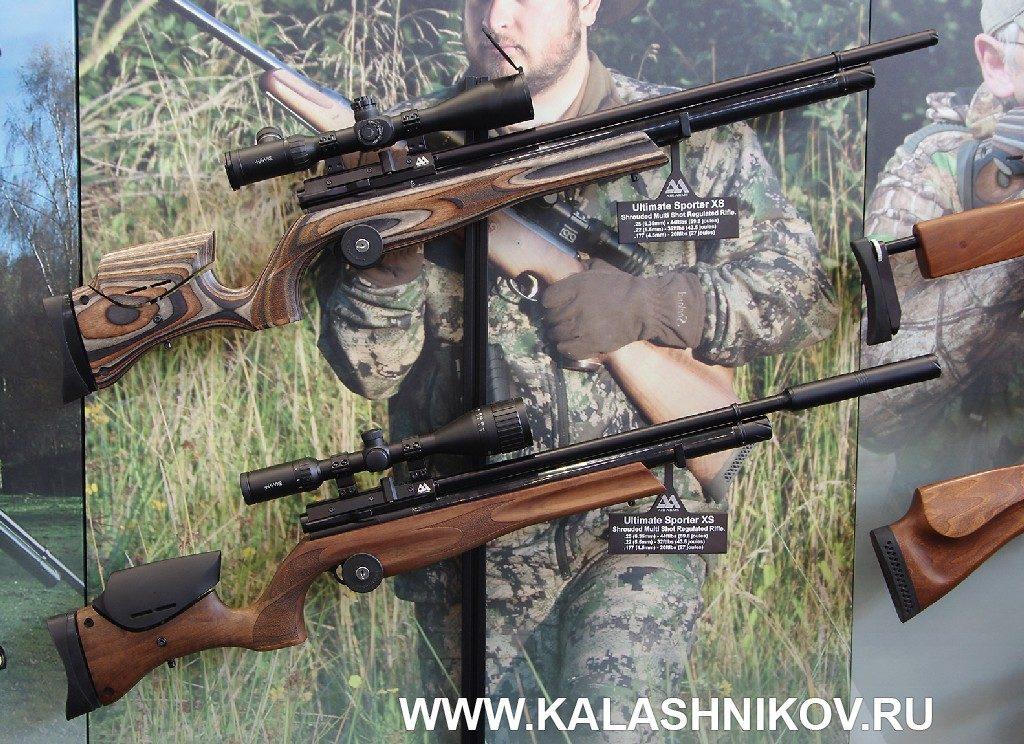 Пневматические винтовки Air Arms Ultimate Sporter Regulated: XS и Rifle