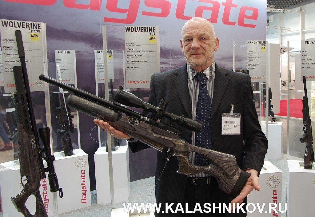 Пневматическая винтовка Daystate Wolverin R LP