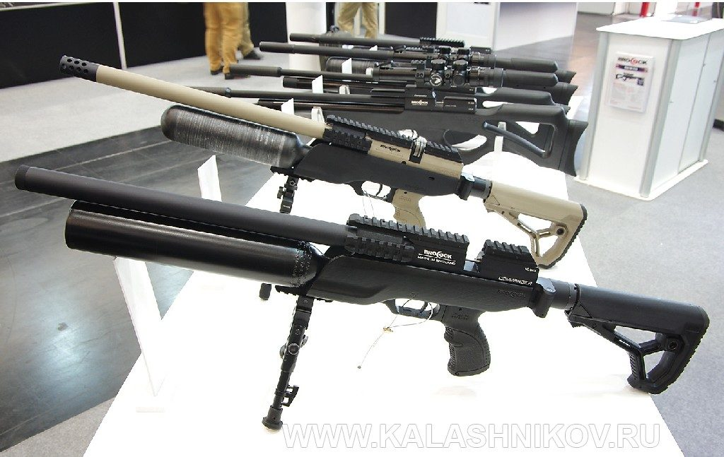 Пневматические винтовки Brocock Commander HR