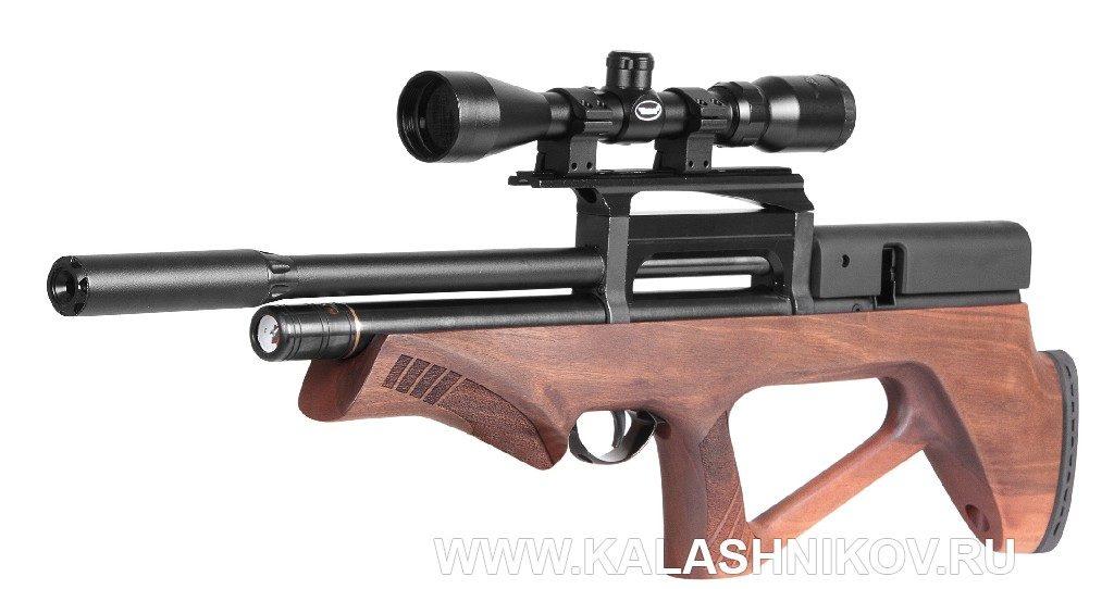 пневматическая винтовка BSA Defiant