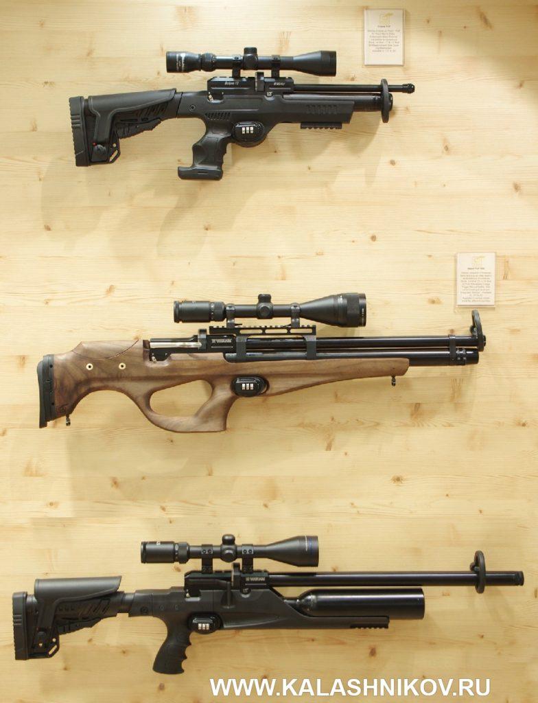 Пневматические винтовки Webley Eclipse 12, Mastiff 12 Quantum, En4ser 12 Quantum