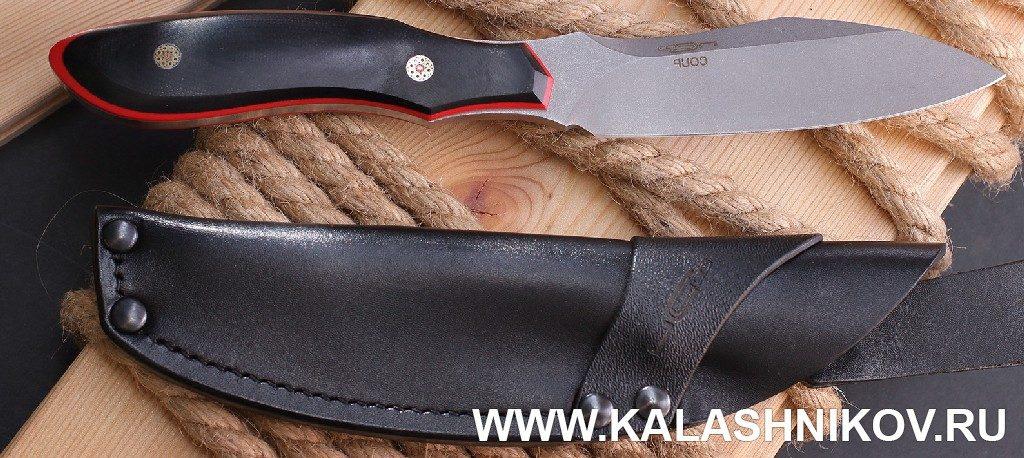 Нож Сoup от N.C. Custom