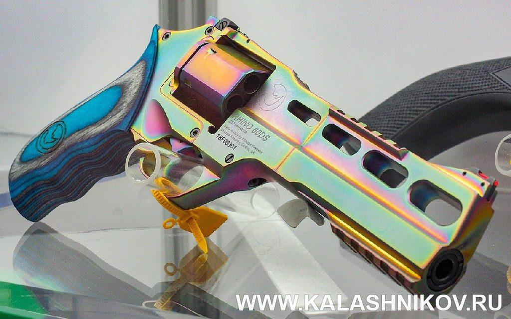 Револьвер  Chiappa Firearms Rhino— Nebula. SHOT Show 2019