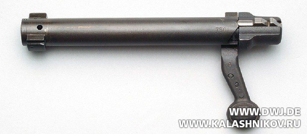 Затвор винтовки Remington 700