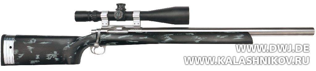 Высокоточная винтовка Shilen иMcMillan