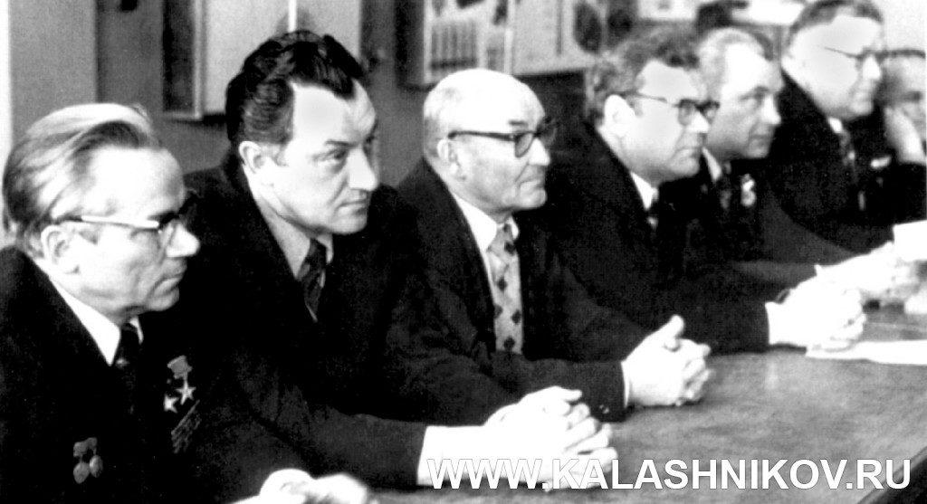 Советские конструкторы оружейники