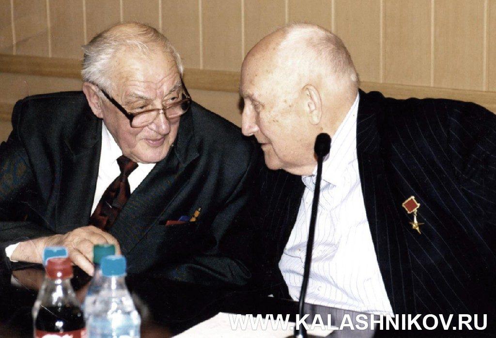 Л. В. Степанов и А. Г. Шипунов
