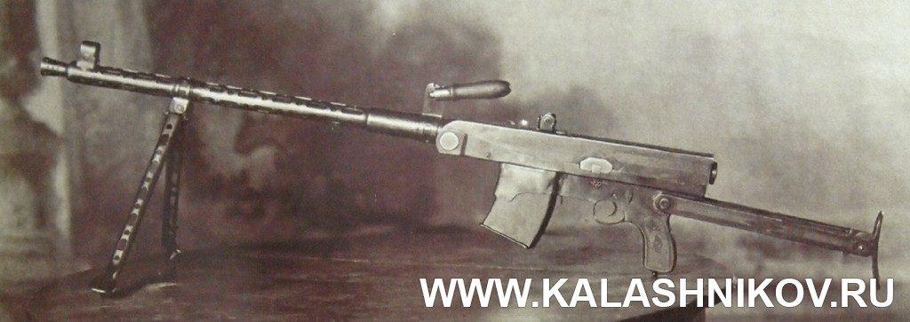 Опытный ручной пулемёт Калашникова