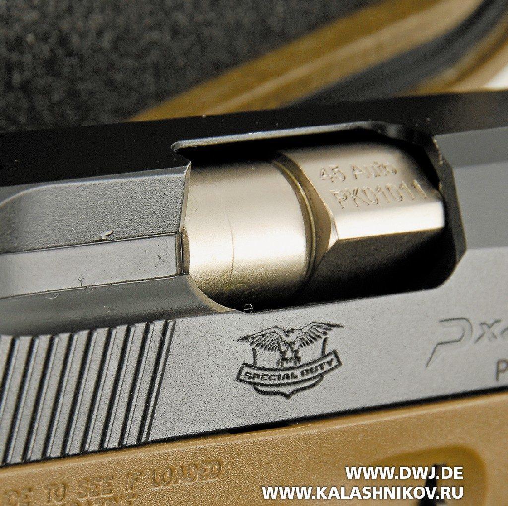 Затвор пистолета Beretta Px4 SD