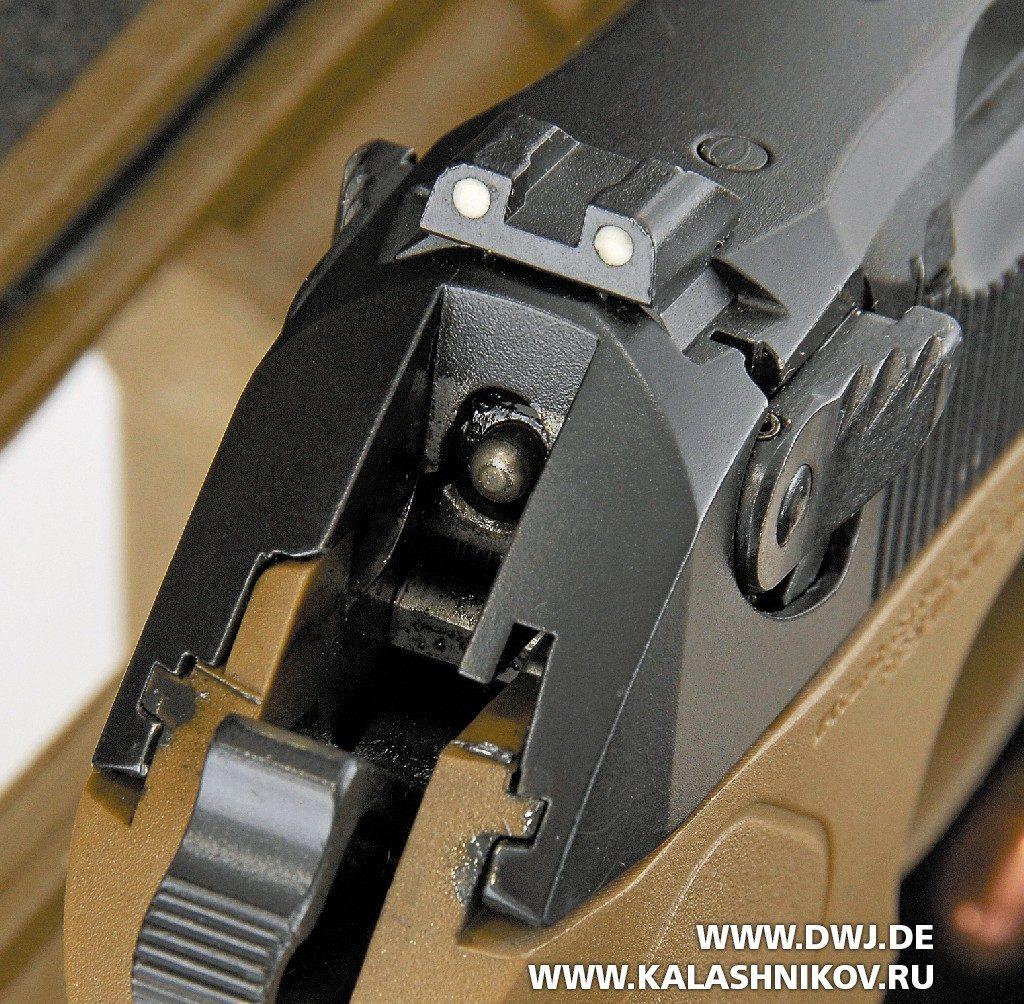 Прицел пистолета Beretta Px4 SD
