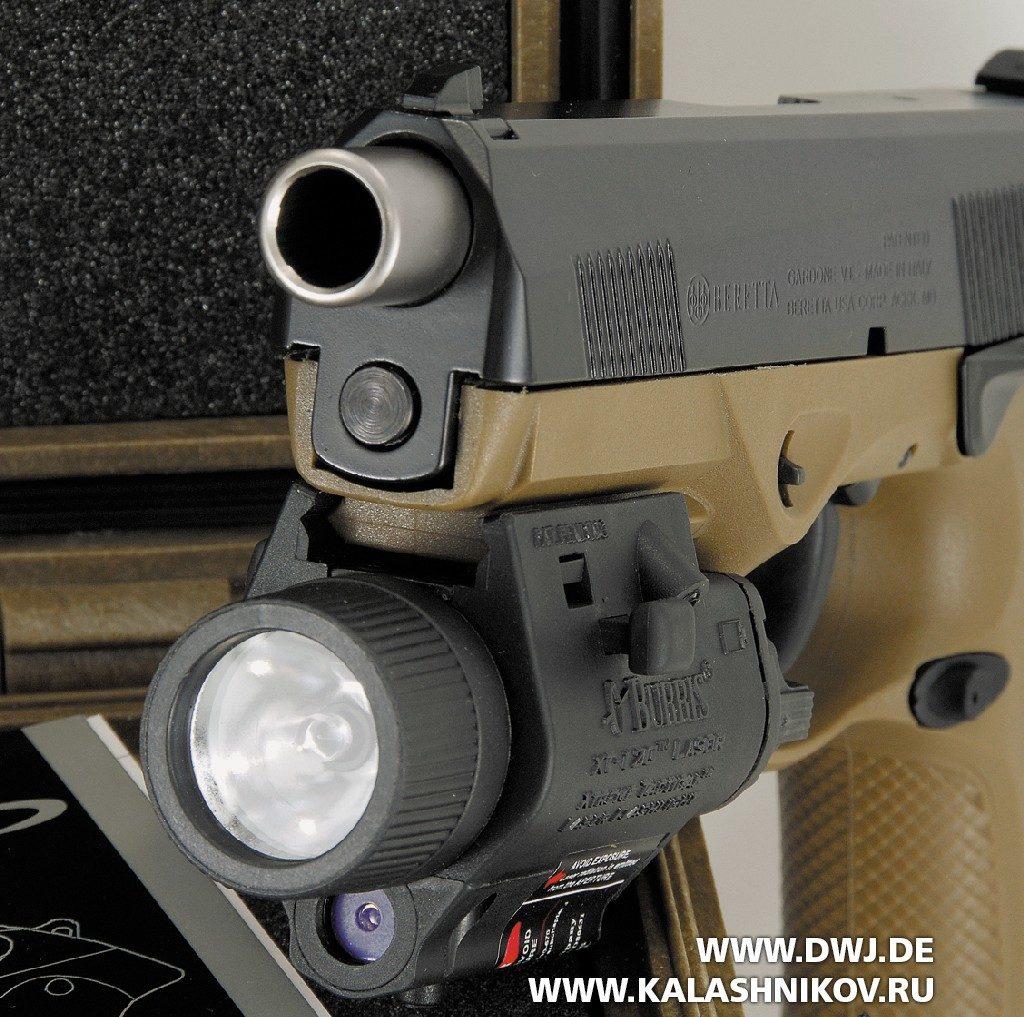 Планка Пикатини пистолета Beretta Px4 SD
