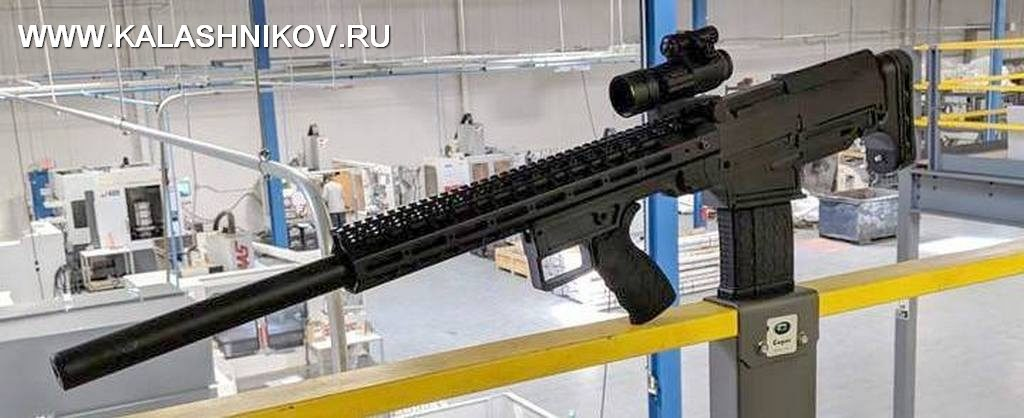 FIMS Firerms Straight Pull .308 Bullpup Rifle