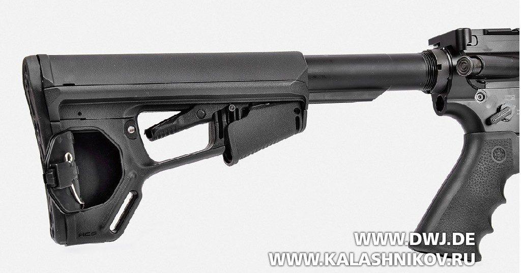 приклад Magpul 470 STR