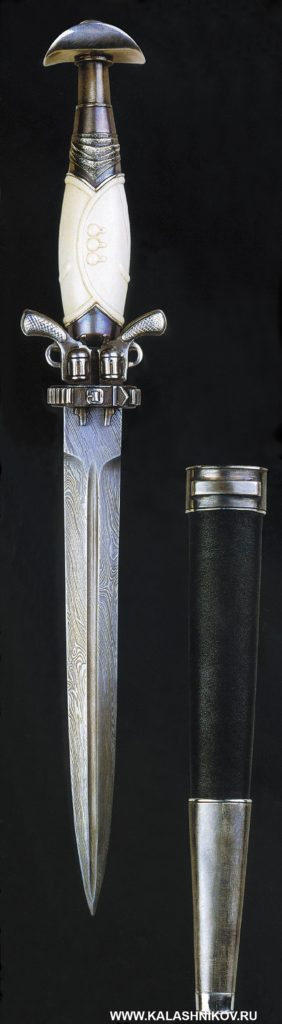 Нож «Ковбой VII» Анатолия Богачёва