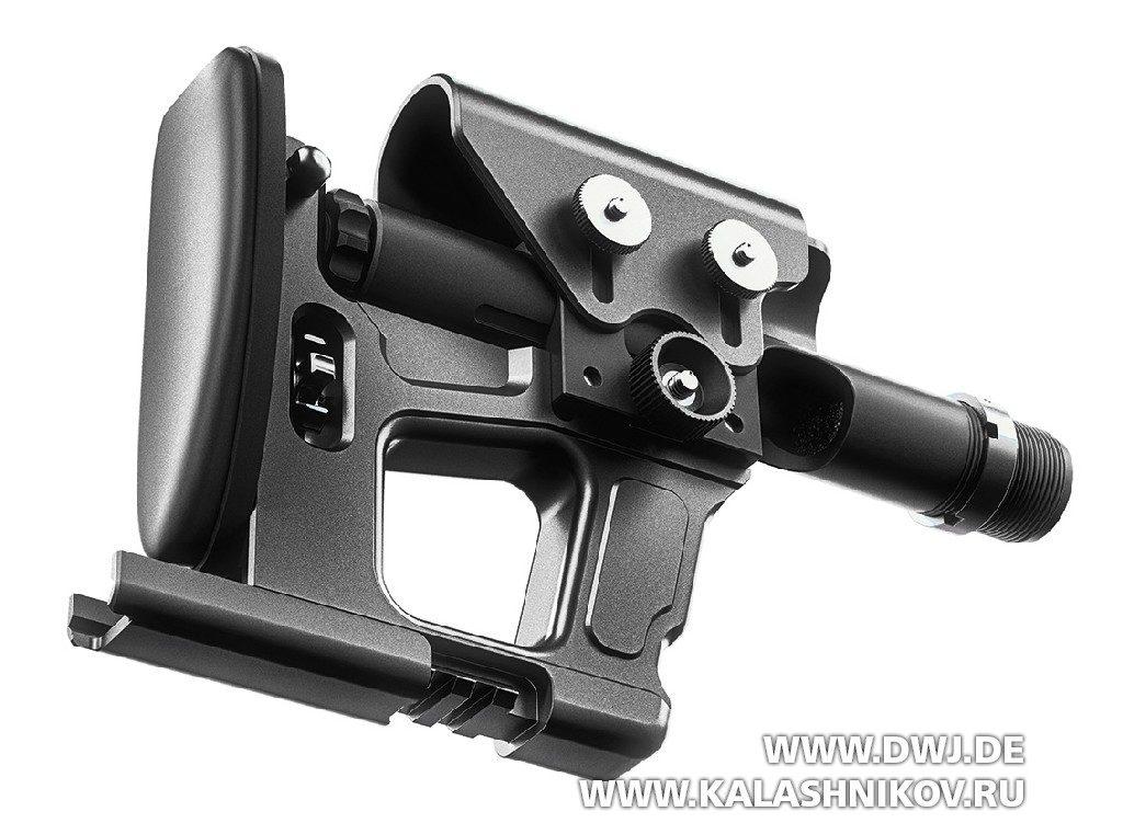 Приклад винтовки Ritter &Stark SLX