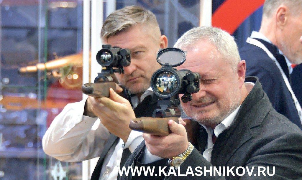 Оптика «Дедал-НВ» на выставке IWA 2019