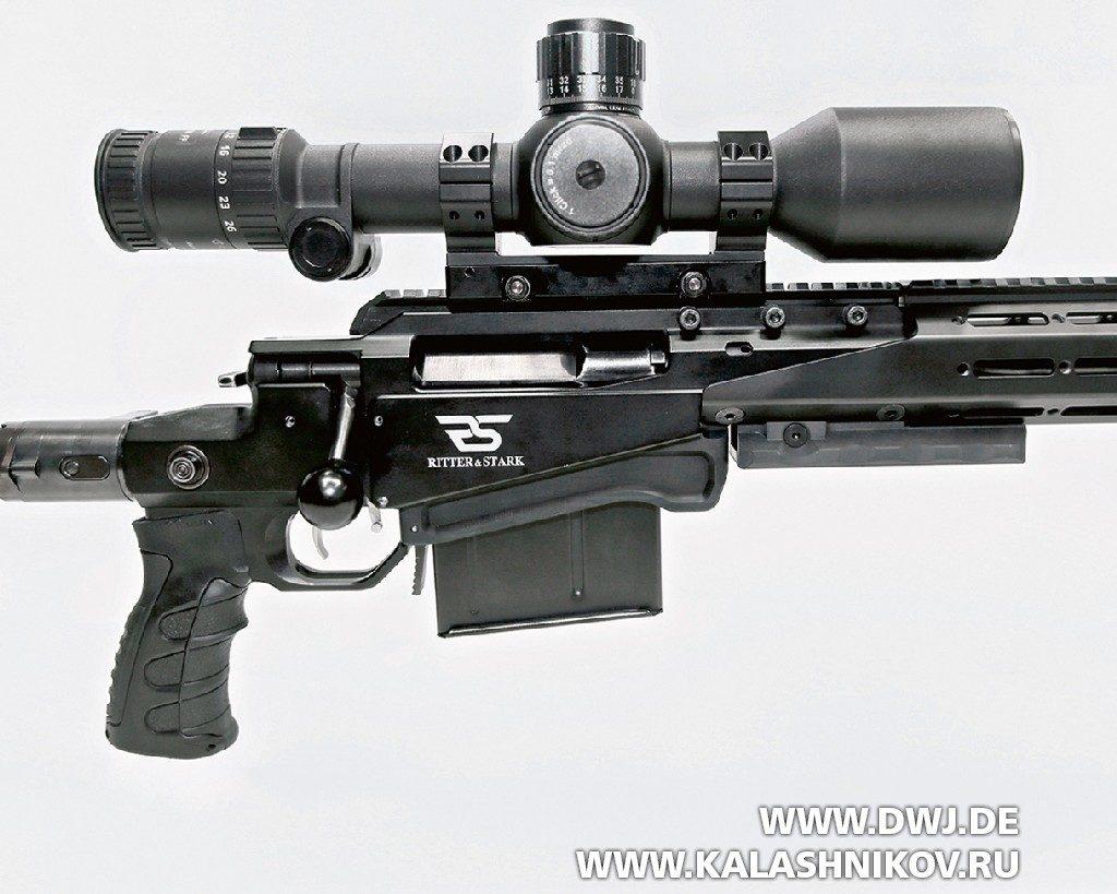 Сменный адаптер магазина винтовки SX-1 отRitter & Stark