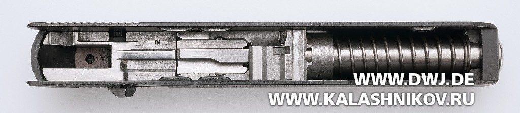 Затвор пистолета H&K P9S