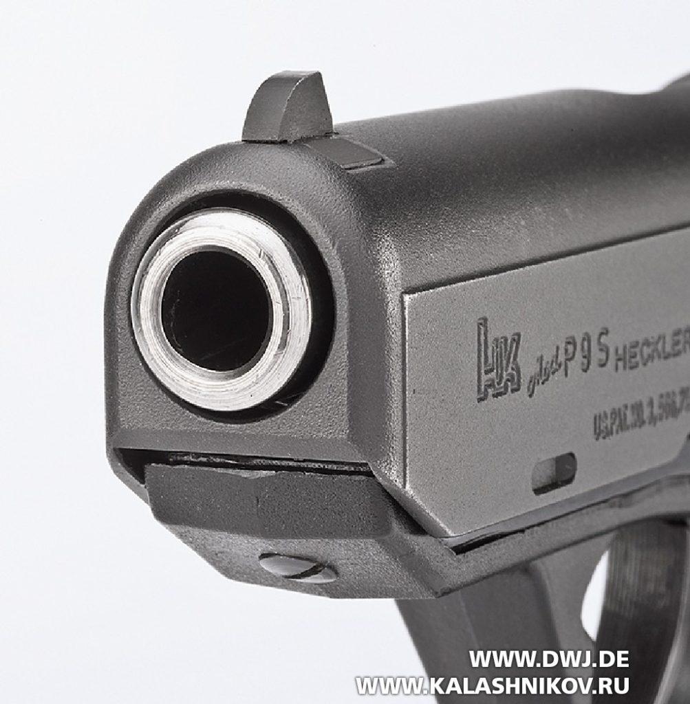 Ствол пистолета H&K P9S