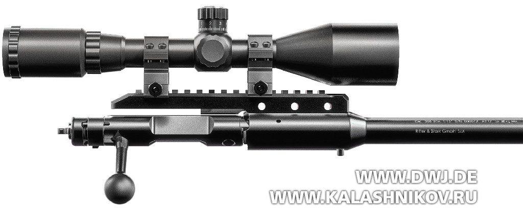 Планка «пикатини» винтовки Ritter &Stark SLX