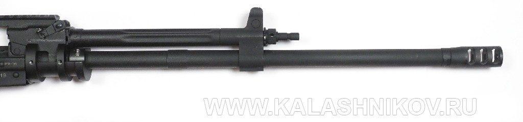 Карабин «Вепрь» ВПО-155-20 калибра .223Rem. со снятым цевьем